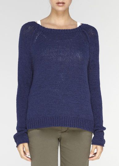 Another pretty, drapey sweater. By Vince.