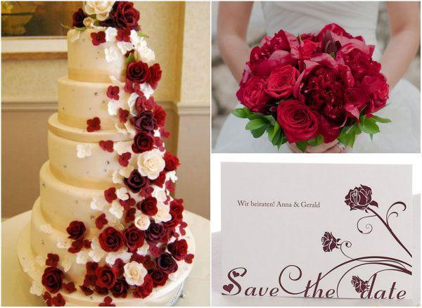 Romantik Und Vintage Rose Hochzeit Dekoration Ideen