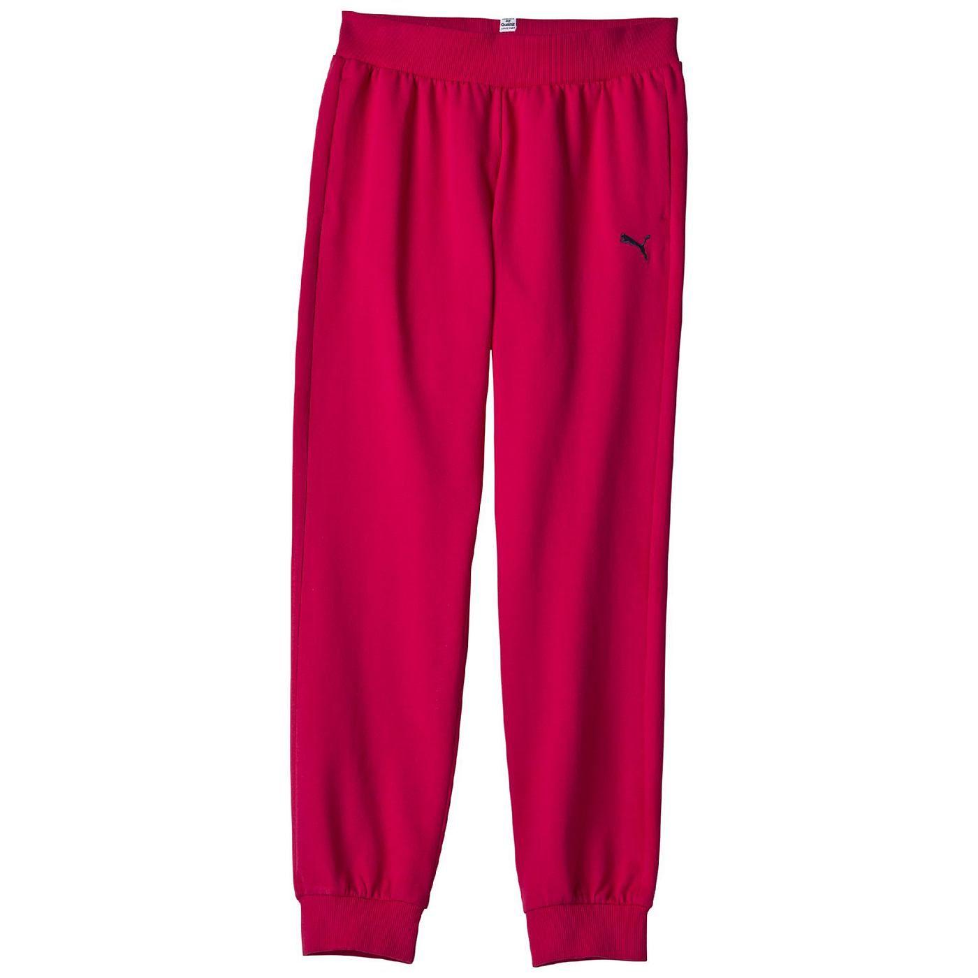 ICON Trainingshose    Diese modisch designte und bequeme PUMA-Jogging-Hose bringt Spaß in deine Trainings- und Laufeinheiten.    Material: 100% Baumwolle...