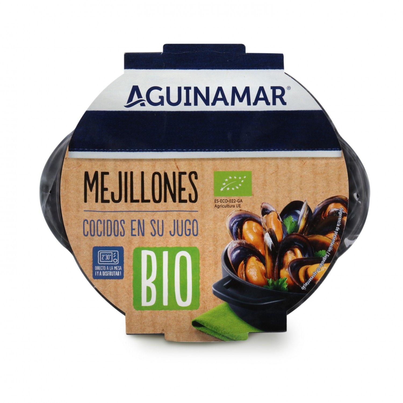 Mejillon Cocido Ecologico Aguinaga 400 G