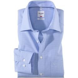 Photo of Olymp Luxor Shirt, comfort fit, New Kent, Bleu, 44 Olymp