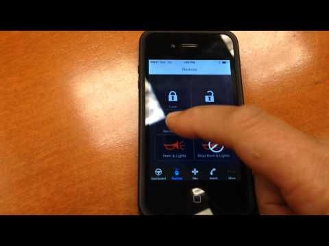 How to use the OnStar RemoteLink App to start your GMC
