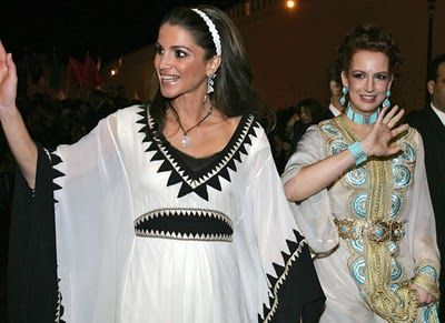 ! I love eclairs !: Princess Lalla Salma of Morocco