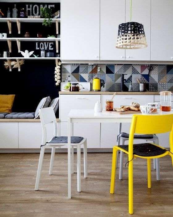 Cocinas blancas: El total white en la decoración es tendencia - Una ...