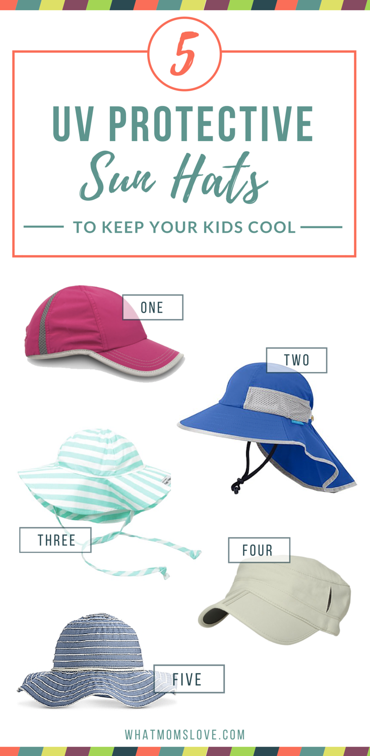 6500380ca The Best Kids' Sun Hats to Keep Them Cool this Summer | Good ideas ...