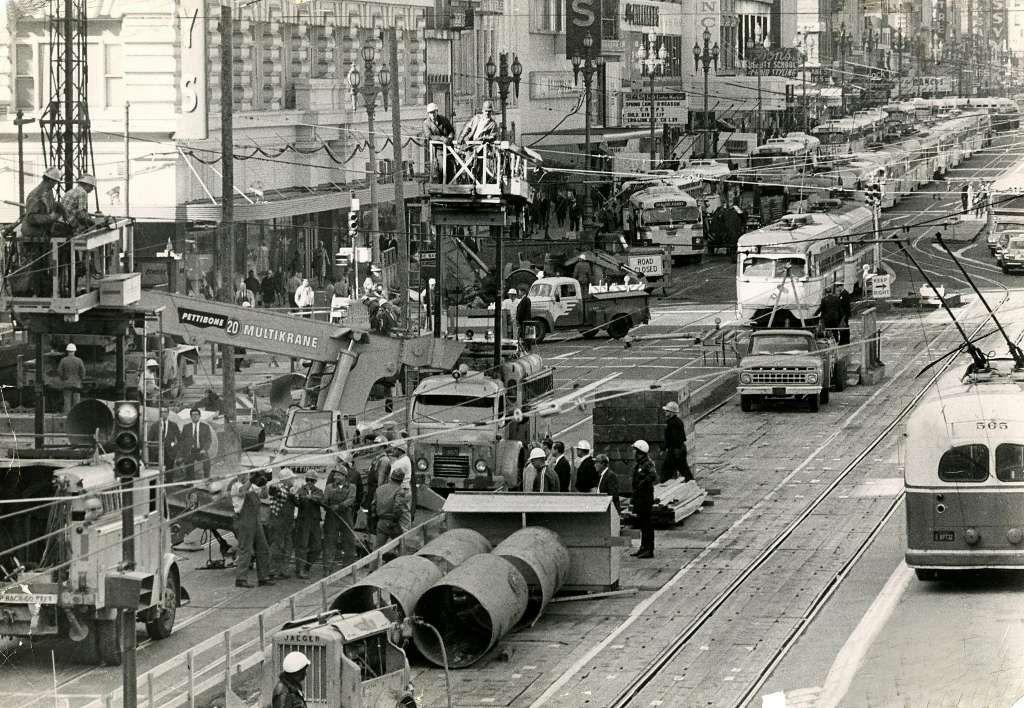 San Francisco Bay Area Rapid Transit BART