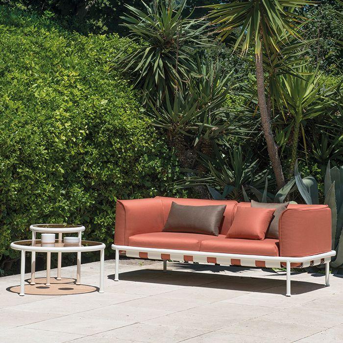Pin By Ad France On Autour De La Piscine Outdoor Sectional Sofa Outdoor Decor Outdoor Sofa