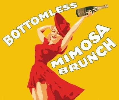 Bottomless Mimosa $9.99