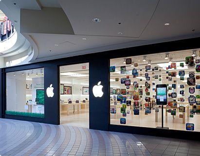 Rockingham Mall Stores