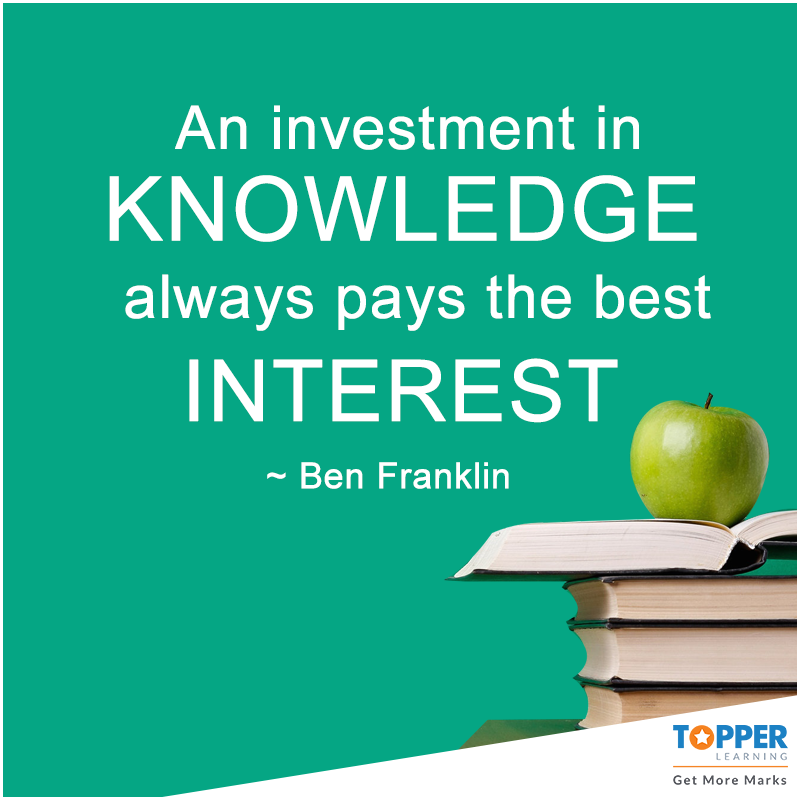 Good Quotes Related To Education: Good Morning! #Education #Quotes #BenjaminFranklin #CBSE