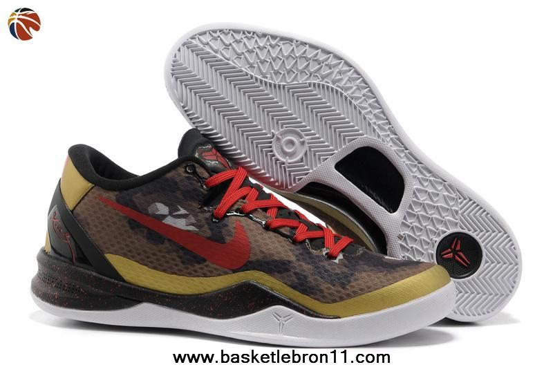 Year Of The Snake Nike Kobe 8 System Mamba Army Camo 555035 005 Factory  Outlet