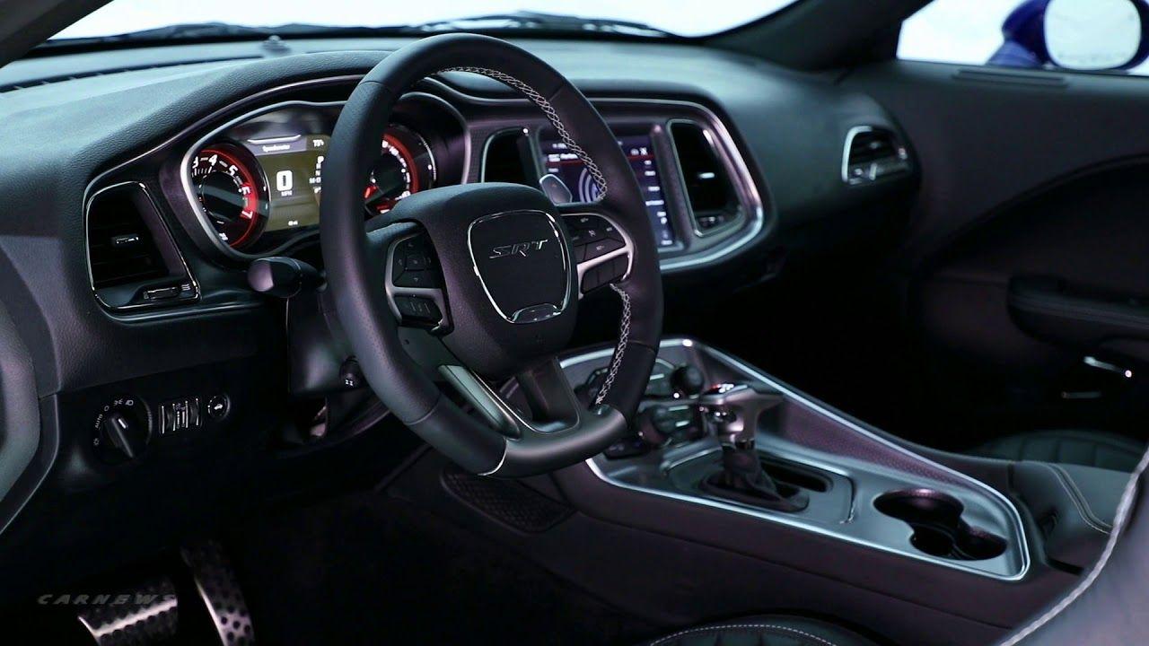 2019 Dodge Challenger Interiors Dodge Pinterest Dodge