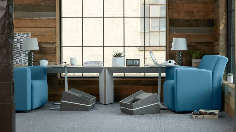 Jenny Low | Office lounge design, Office furniture solutions
