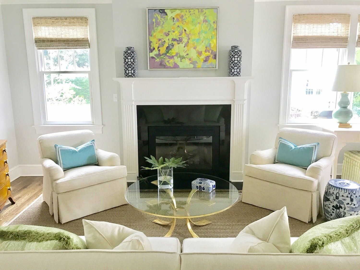 BEFORE AND AFTER: STUDELEY LIVING ROOM | Living rooms, Color ...