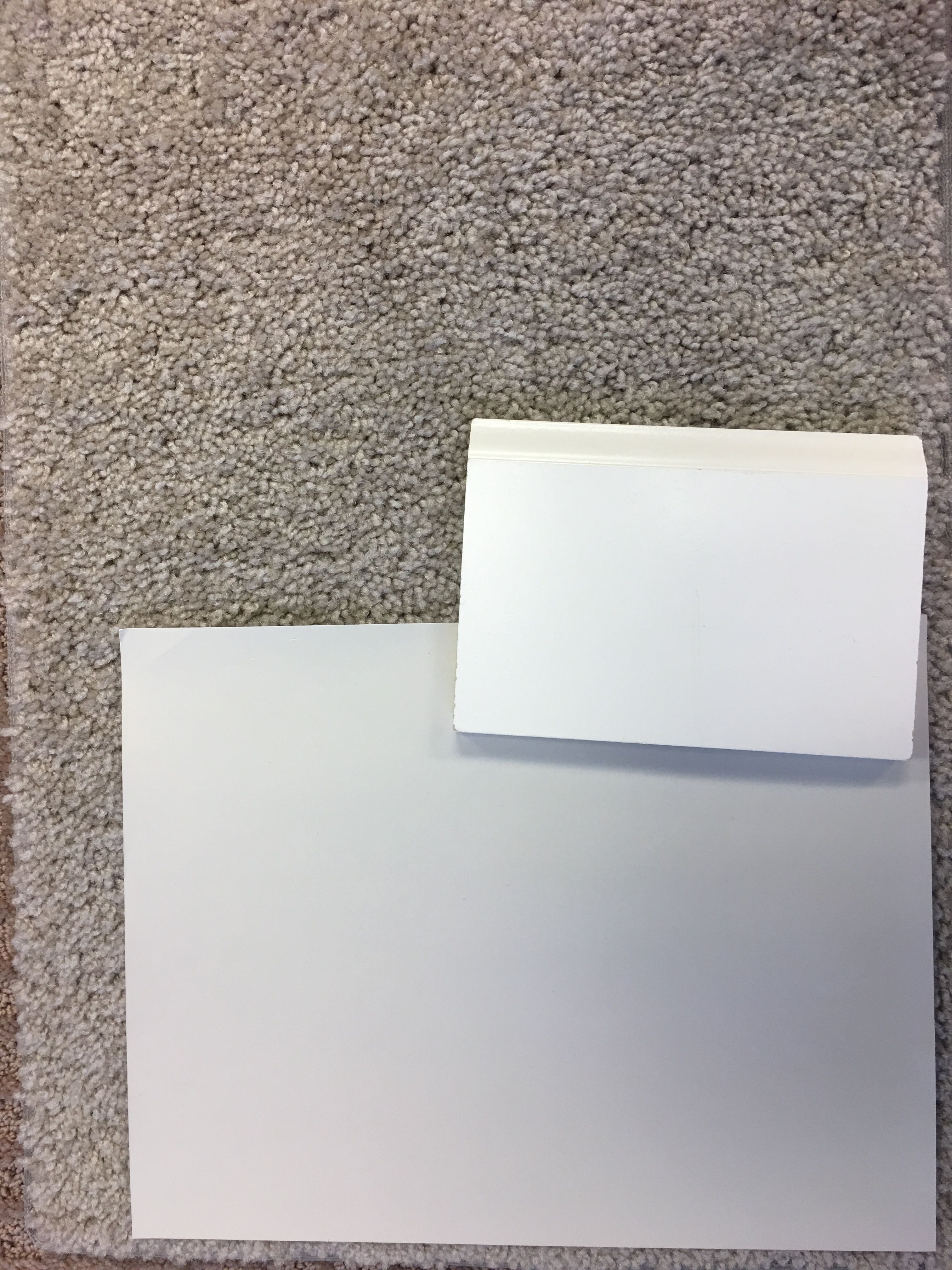 Master bedroom Carpet, Agreeable grey walls, alabaster ...