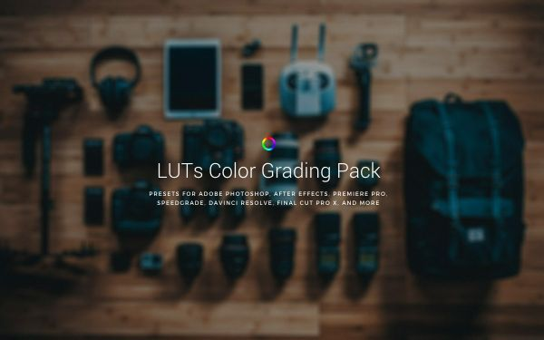 99+ LUTs Cinematic Color Grading Pack in 2019 | Colour