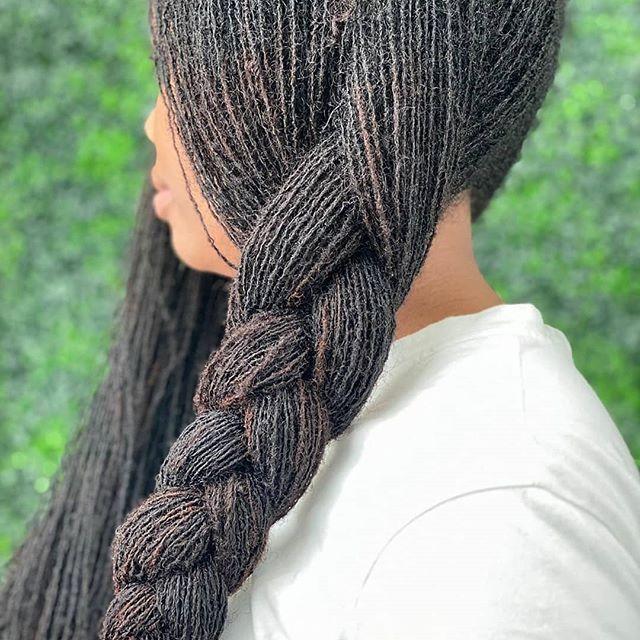 Styles for Sisterlocks