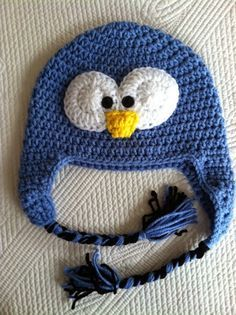 """Lakeview Cottage Kids: FREE PATTERN Introduction! """"Peter Penguin"""""""