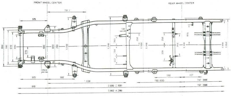 Baja Truck Drawings Dimensions - Bing Images