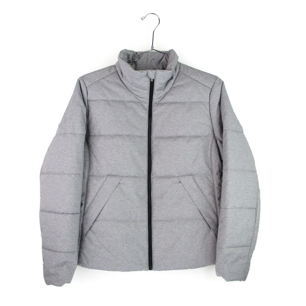 3ab8d23713deb Lucy Activewear XL Puffer Jacket Womens Plus Size X Large Gray Coat Inner  Spark  Lucy  QuiltedPuffer  Outdoor