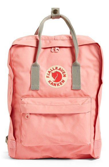 c8eae2817f52 Free shipping and returns on Fjällräven  Kånken  Water Resistant Backpack  (Nordstrom Exclusive Color) at Nordstrom.com. Scandinavian design has long  been ...
