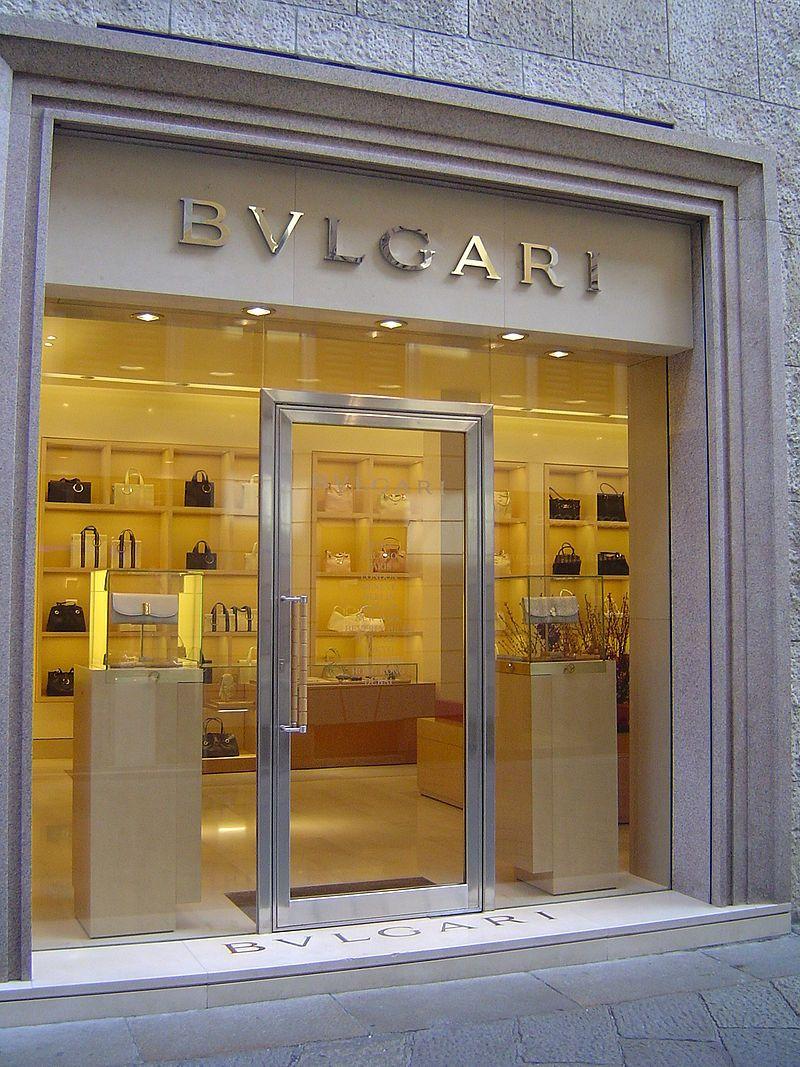 Negozi Per La Casa Milano il negozio bulgari a milano. (con immagini) | design