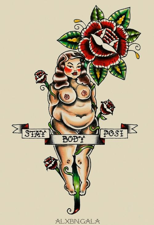 Understand chubby pin up girl tattoos your phrase