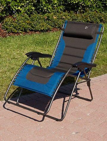 Two Tone Extra Wide Zero Gravity Chair Zero Gravity Chair Chair