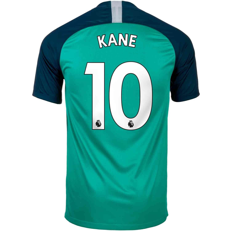 2018 19 Nike Harry Kane Tottenham 3rd Jersey Soccerpro Jersey Tottenham Jersey Shirt