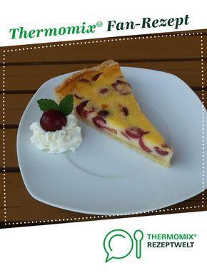 Kirsch Schmand Kuchen Rezept In 2019 Thermomix Kuchen Cake
