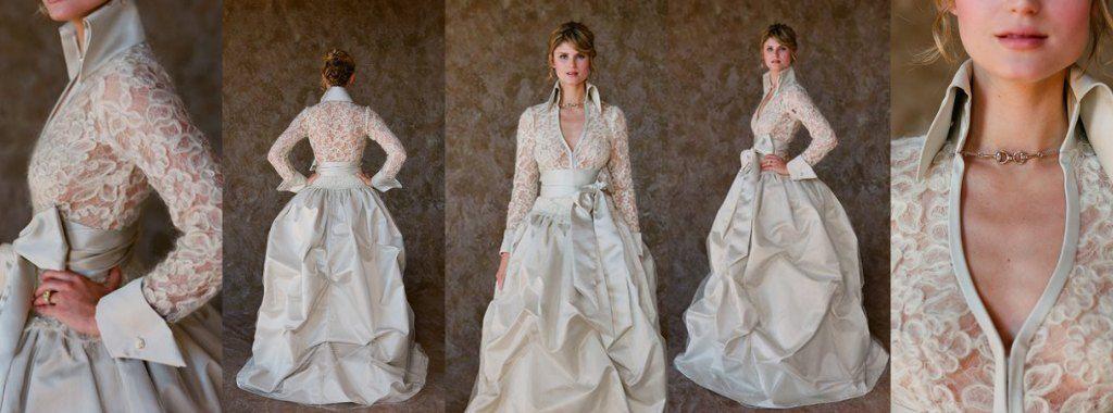 White Chocolate Label By Scott Corridan Wedding Dress