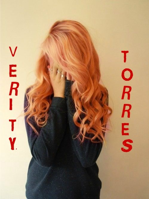 Verity Torres Edit By Jericho Madden On Tumblr Hair Candy Hair