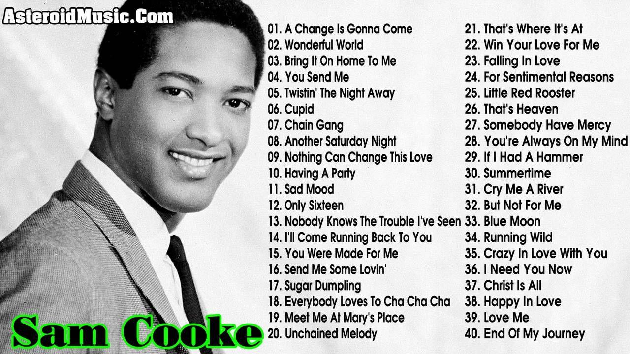 Best Songs Of Sam Cooke