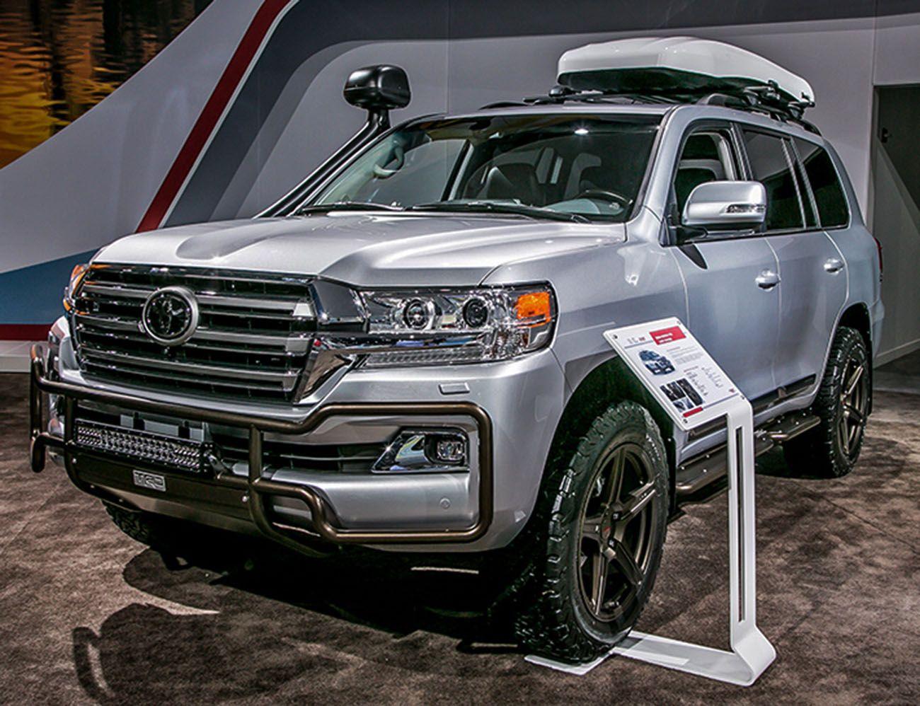 تويوتا لاندكروزر النجاح المستمر والجودة الفائقة موقع ويلز Land Cruiser Automotive Toyota