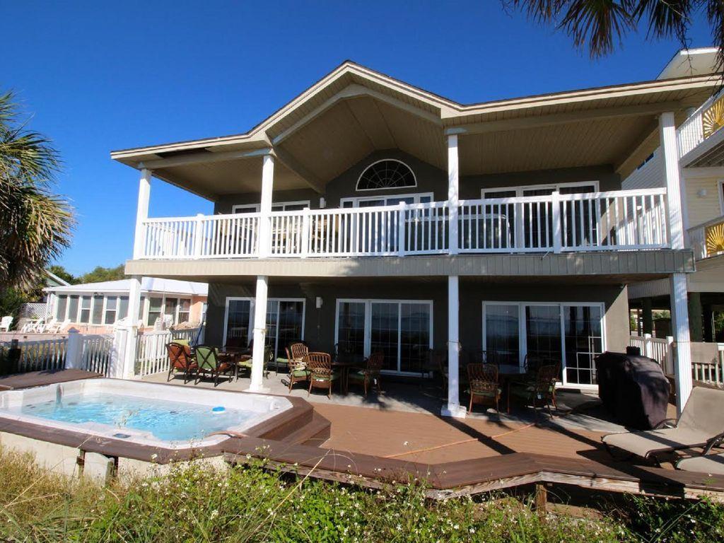 Panama City Beach House 11br 6 Ba Slps 35 Deal 8 11 18 Ages 18 25 Pets Ok Book Early Will Sell O Beach House Rental House Rental Panama City Beach Vacation