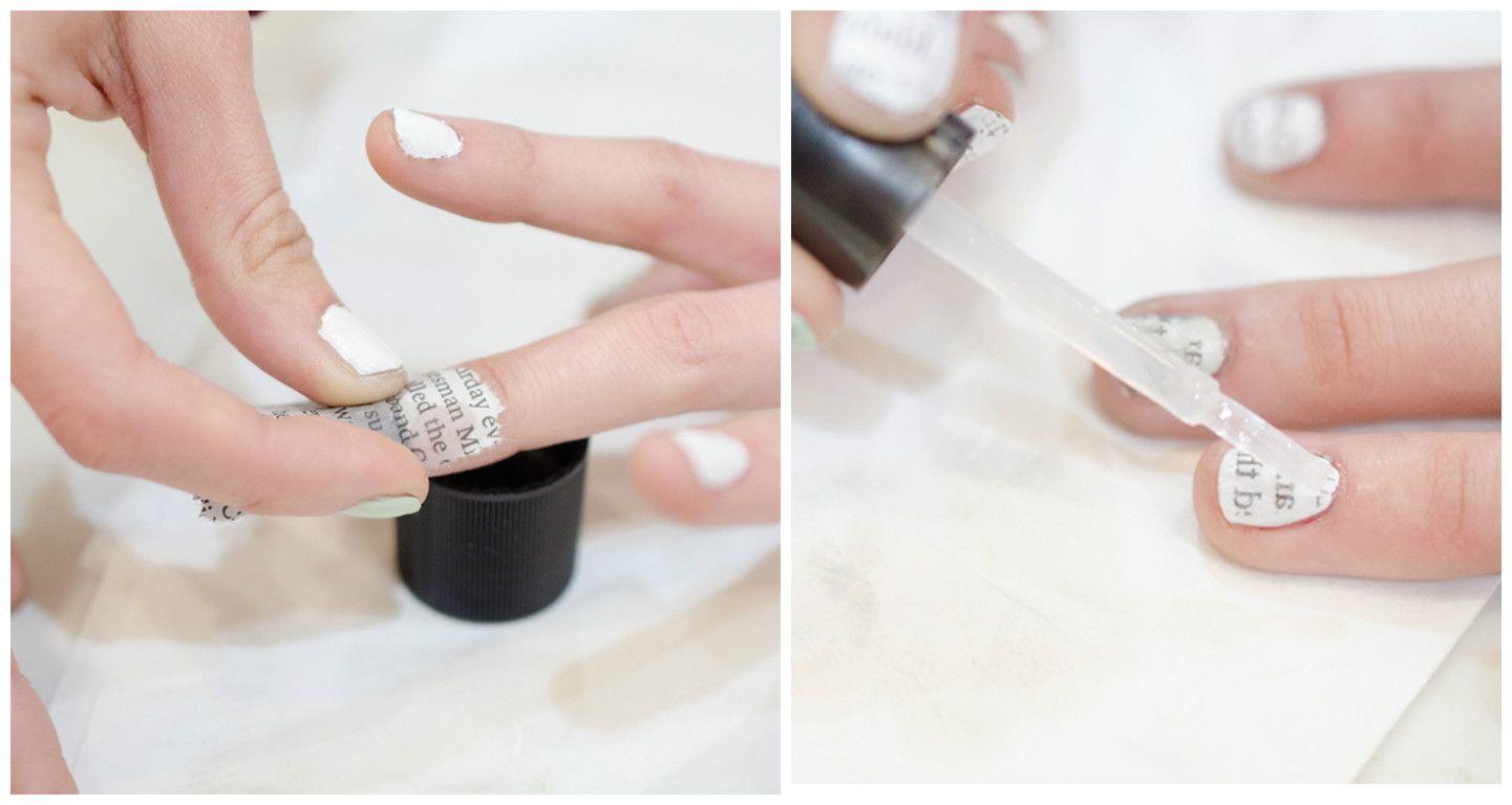 10 Trucos caseros para hacer una manicura perfecta en casa
