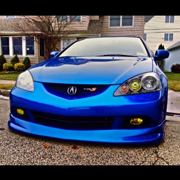 Acura Rsx Type S Acura Tsx: Acura RSX Type S Dc5