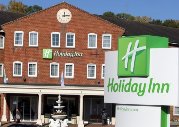 The holiday inn in corby corby hotel pool closed after - Legionnaires disease swimming pool ...