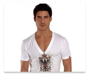 I am a V neck t-shirt kinda guy. So comfortable and much cooler to wear  during summer season.