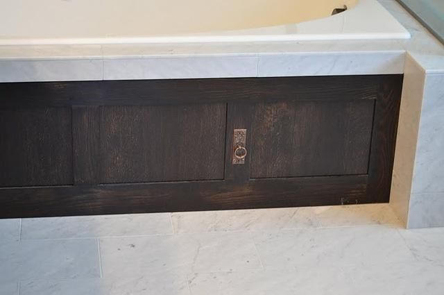 Ideas For Building A Tile Access Panel On Front Of Jacuzzi Tub Description From Pinterest Com I Searched For This Add A Bathroom Tub Remodel Bathroom Repair
