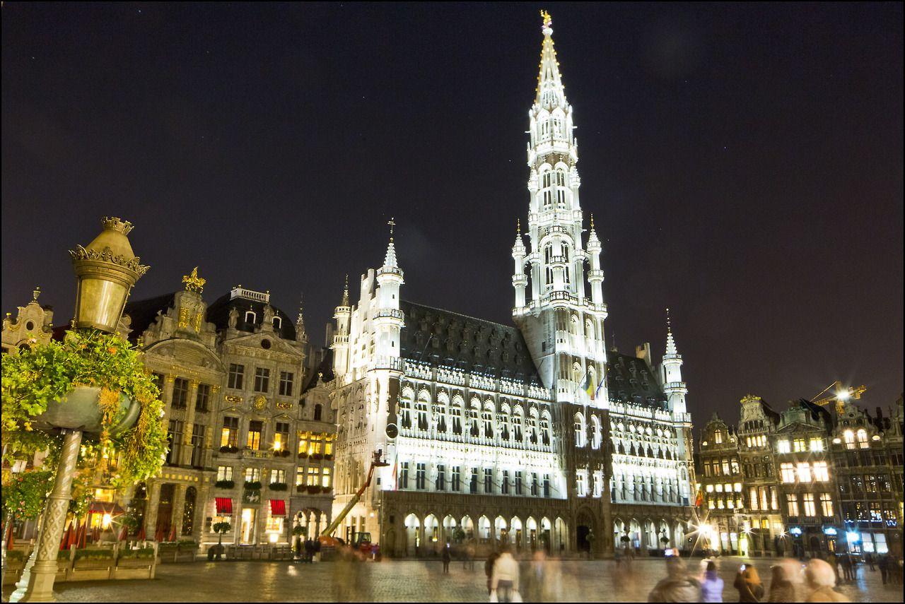 Grand Place de Bruxelles.