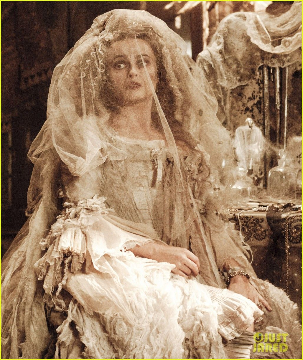 in great expectations is miss havisham crazy Perhaps the most gothic character in the novel is miss havisham, the mysterious figure who takes a liking to our narrator, pip miss havisham's mansion is in disarray and is covered in dust.