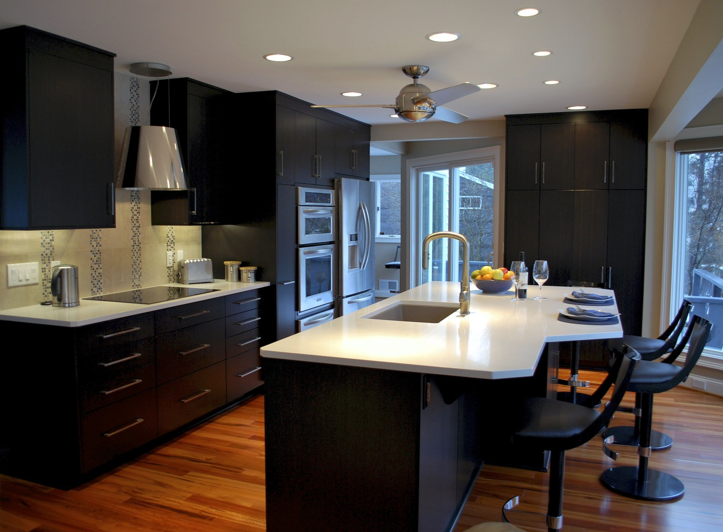 Contemporary Kitchen #Kitchen Remodeling #kitchen Ideas | The ...