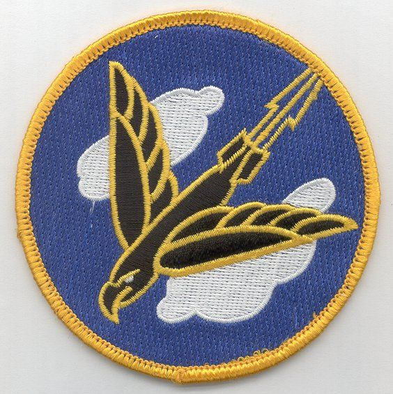 525th FS Hertiage patch