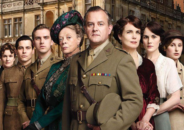 Downton Abbey Movie to Begin Production in 2018 #NewMovies #abbey ...