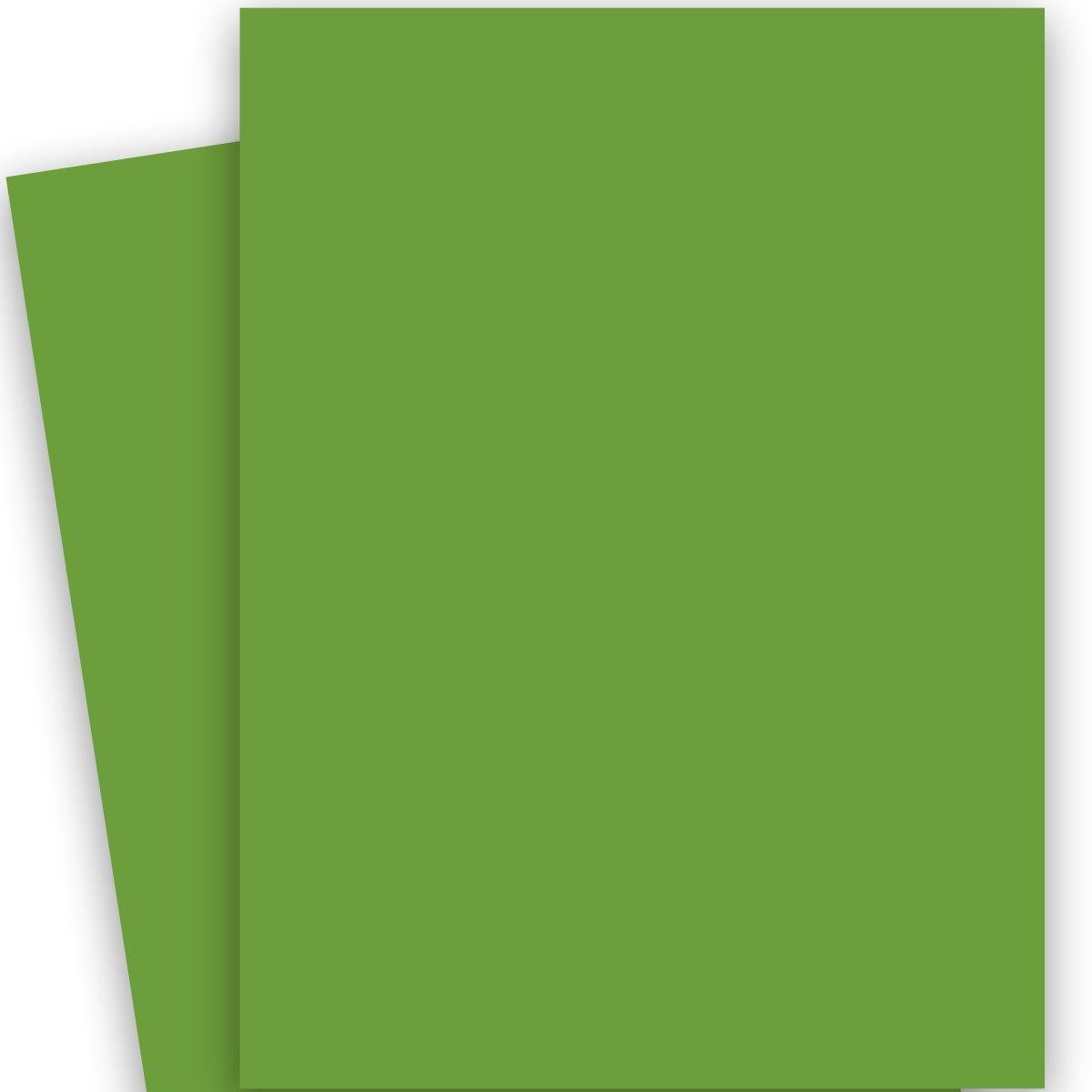Poptone Gumdrop Green 26x40 65c 175gsm Lightweight Card Stock Paper In 2021 French Paper Paper Pop Green Paper