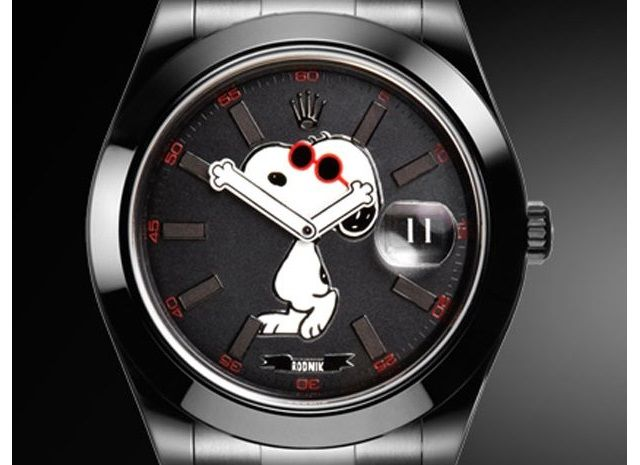 cheap for discount 5738d 20f15 腕時計「SNOOPY DATEJUST」を発表…スヌーピーとロレックスが ...