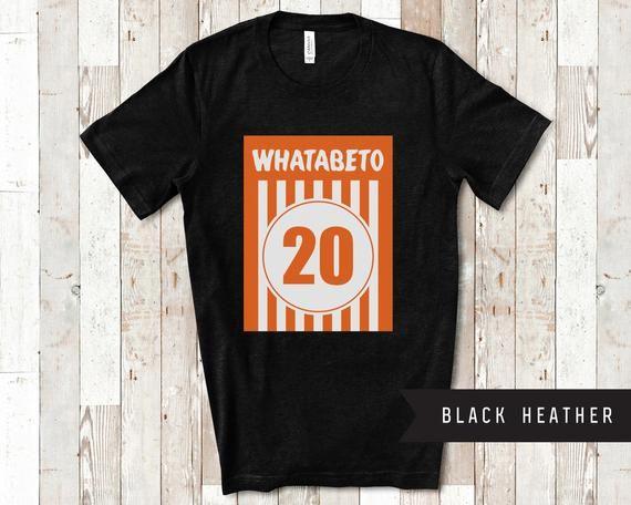 Whatabeto T Shirt. Beto O'Rourke T Shirt. Vote Beto for | Etsy