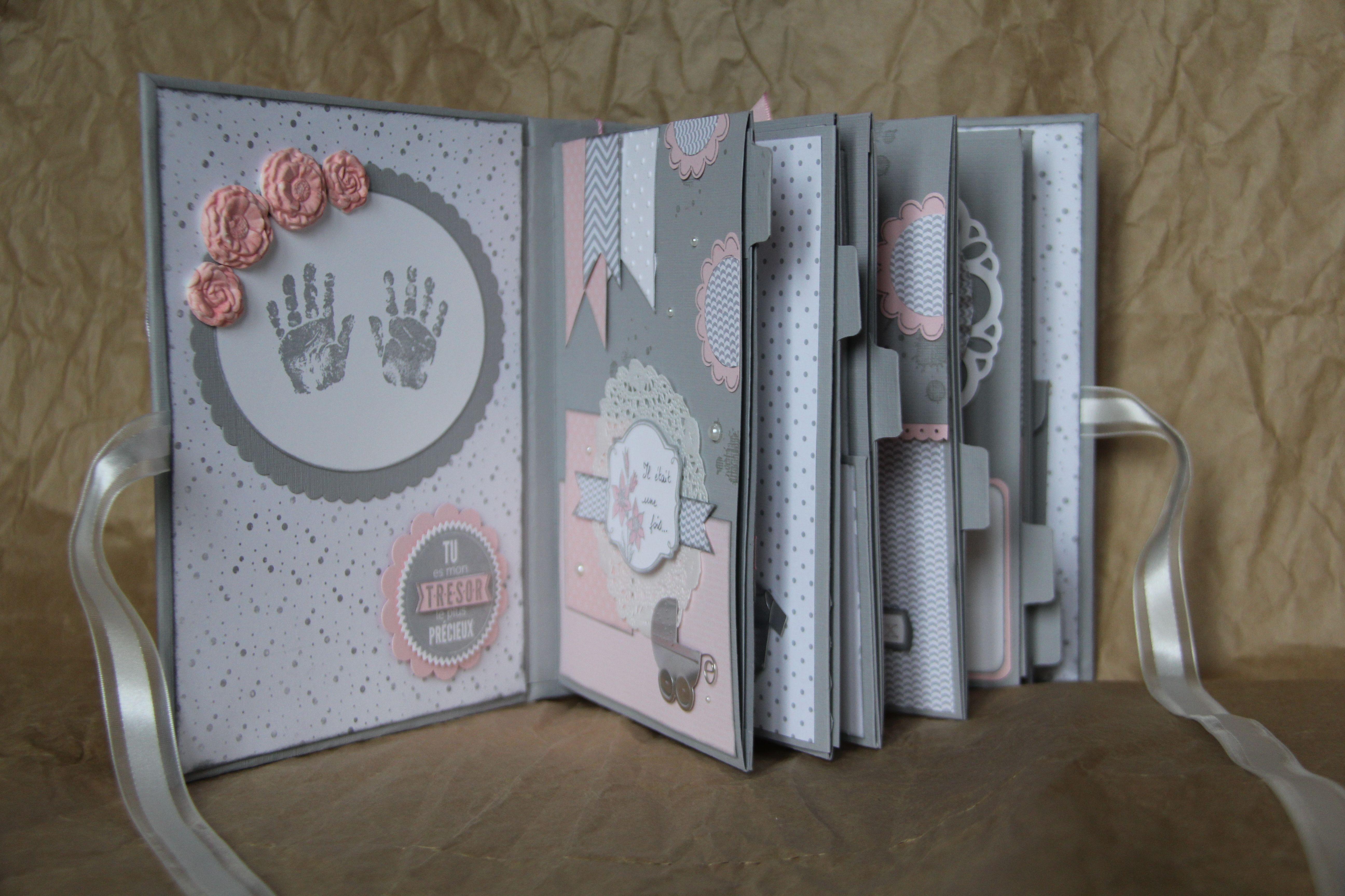 Album De Naissance Pour Agathe Album Naissance Tutoriel