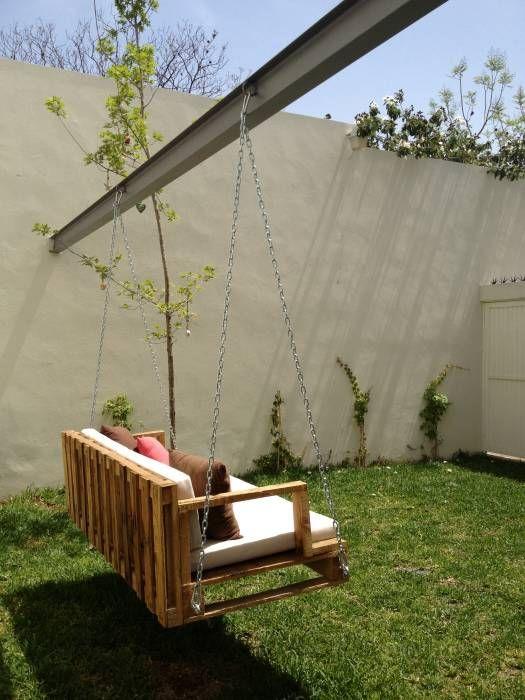 Ideas im genes y decoraci n de hogares muebles para for Jardin industrial